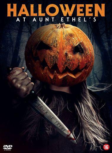 Halloween At Aunt Ethel...