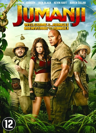 Jumanji: Welcome To The...