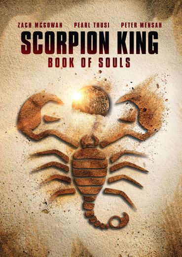 Scorpion King 5: Book O...