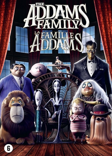The Addams Family (2019...